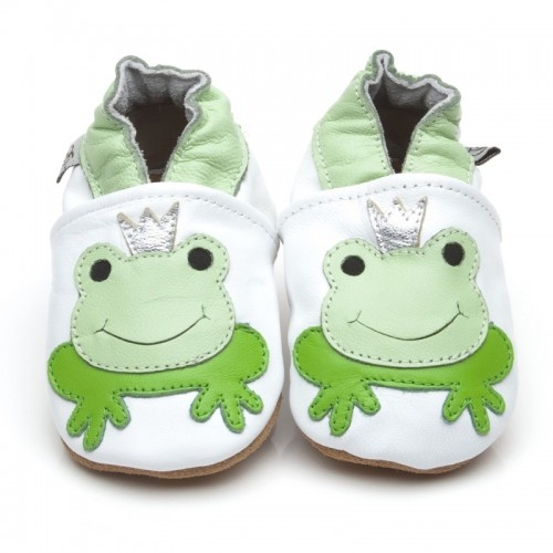 white-frog-shoes